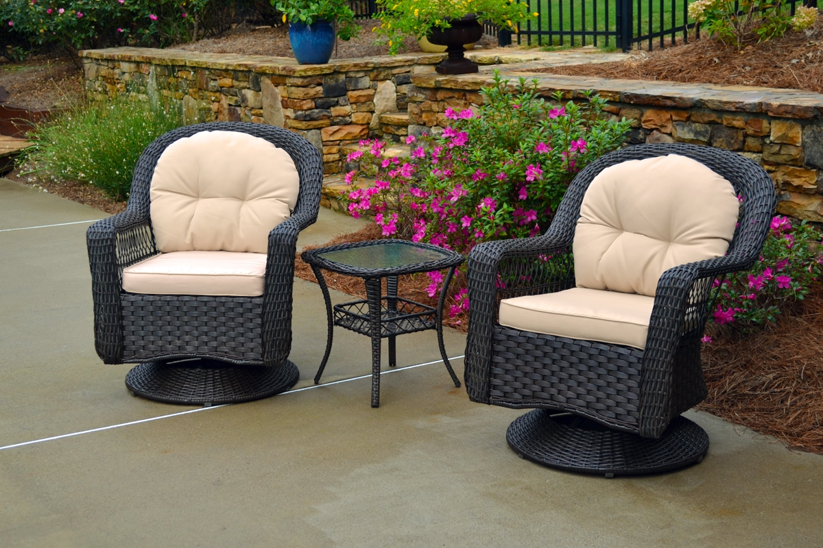 Bistro Sets alternative views: MDIQCUU