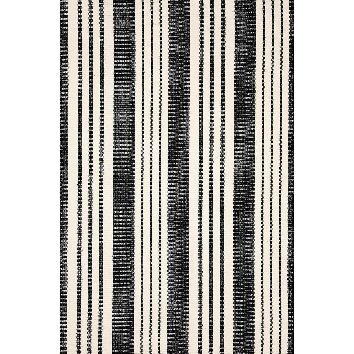 black and white rugs birmingham black woven cotton rug | dash u0026 albert IDLSJSZ