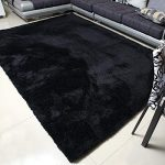 Importance of cleaning black carpet