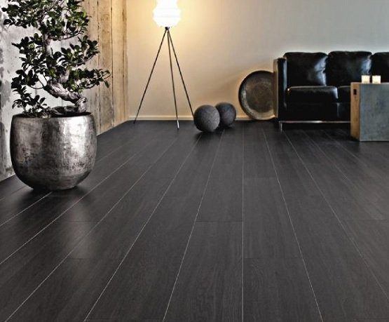 Why you need to consider black laminate flooring when building or renovating your home