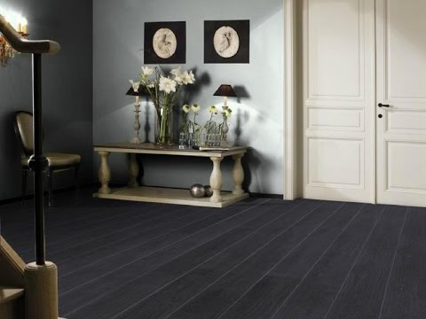 black laminate flooring - black laminate flooring cheap EIFUEIC