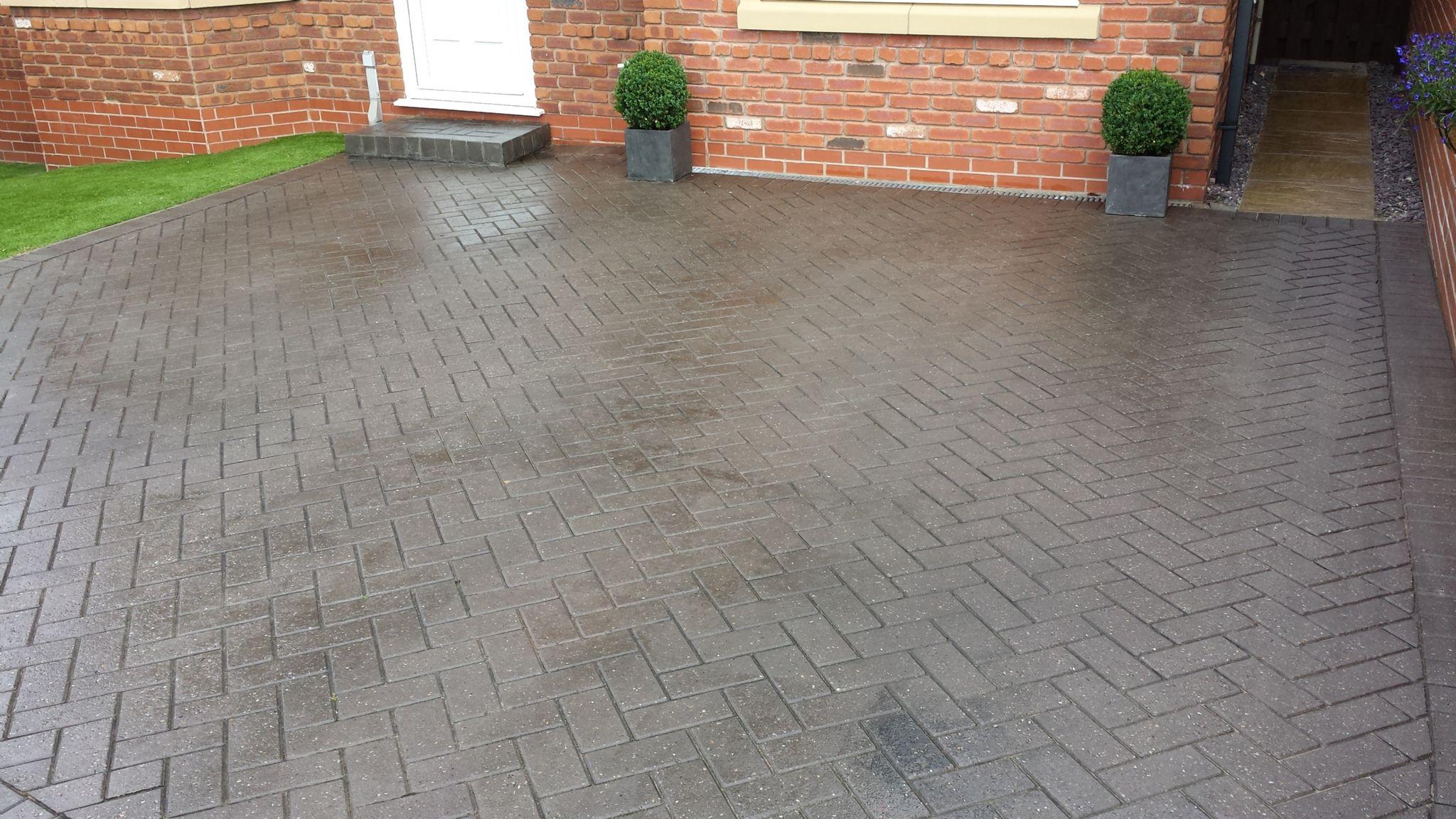 block paving sealer - ultra high solids gloss (20l) OTVURCG