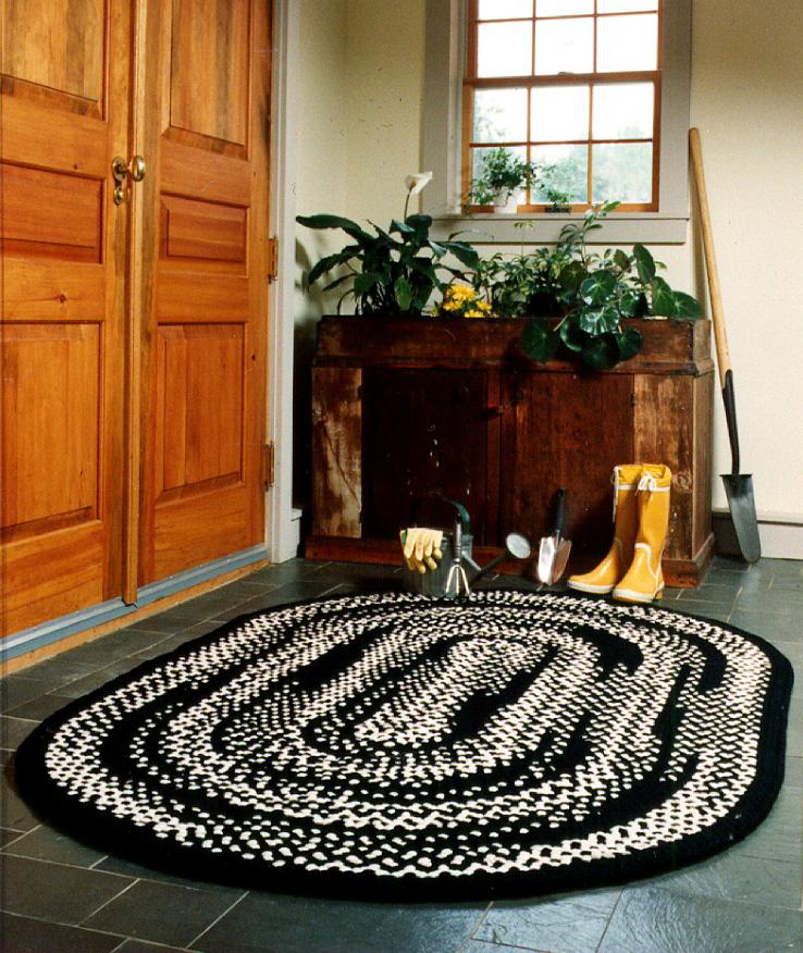 braided rug designs photo courtesy of gayle jeney interiors llc RYFILUX