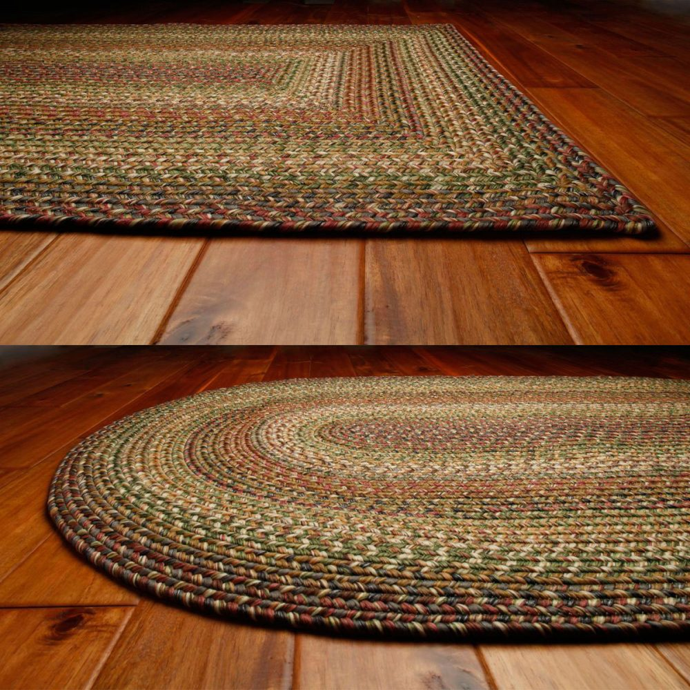 braided rugs rainforest braided rug DAVBZHD