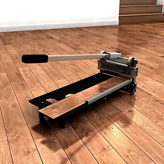 bullet tools 9 inch ez shear sharpshooter siding and laminate flooring  cutter FIBHRCV