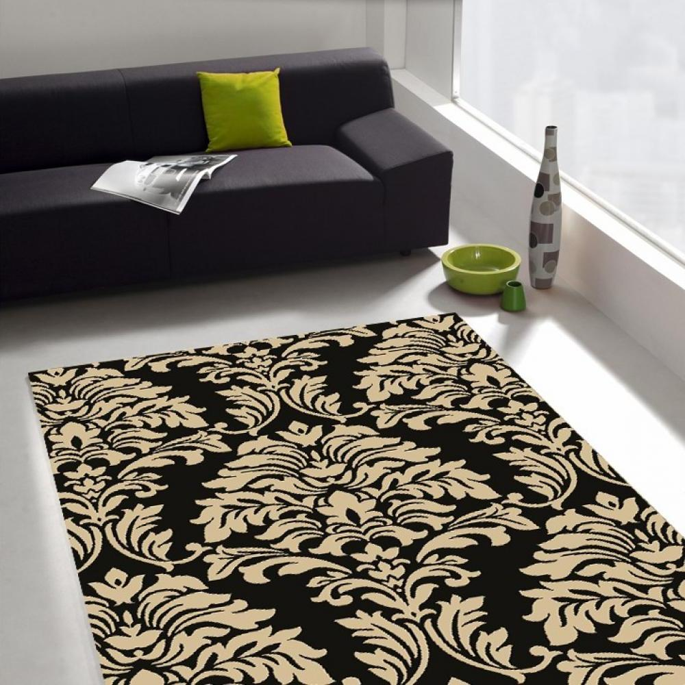 Carpet design ideas black modern carpet YHCFENL