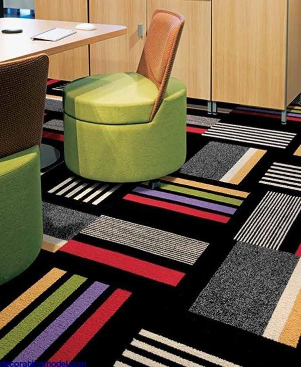 Carpet design ideas interior bright color carpet design 47 modern carpet inspiration for living  room FWSQRXP