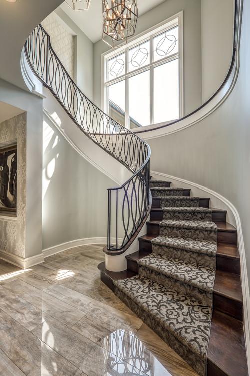Carpet design ideas staircase carpet trends MAAUXVR