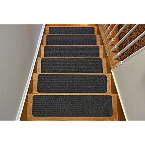 carpet for stairs stair treads collection indoor skid slip resistant carpet stair tread  treads (dark HJSXLOK