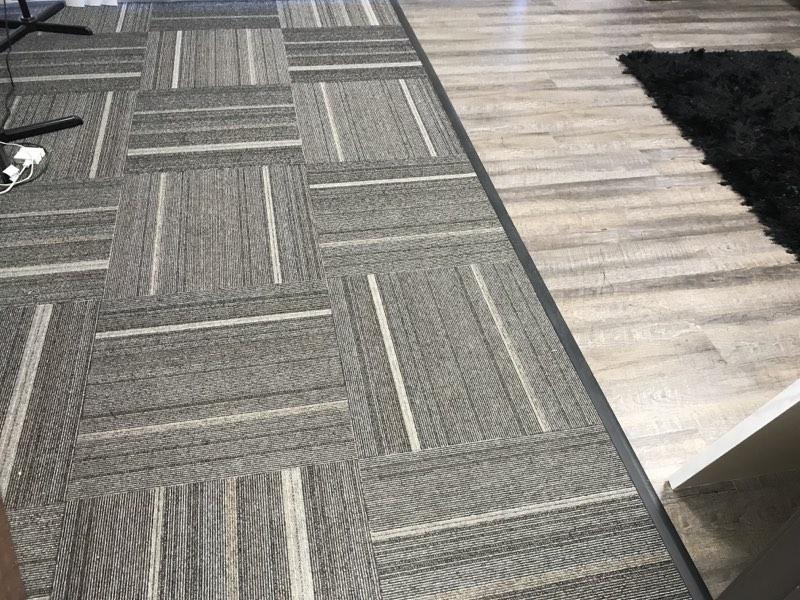 carpet tiles ... install of carpet tile EQKHBTA