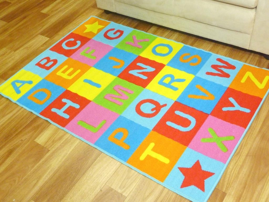Benefits of children rugs