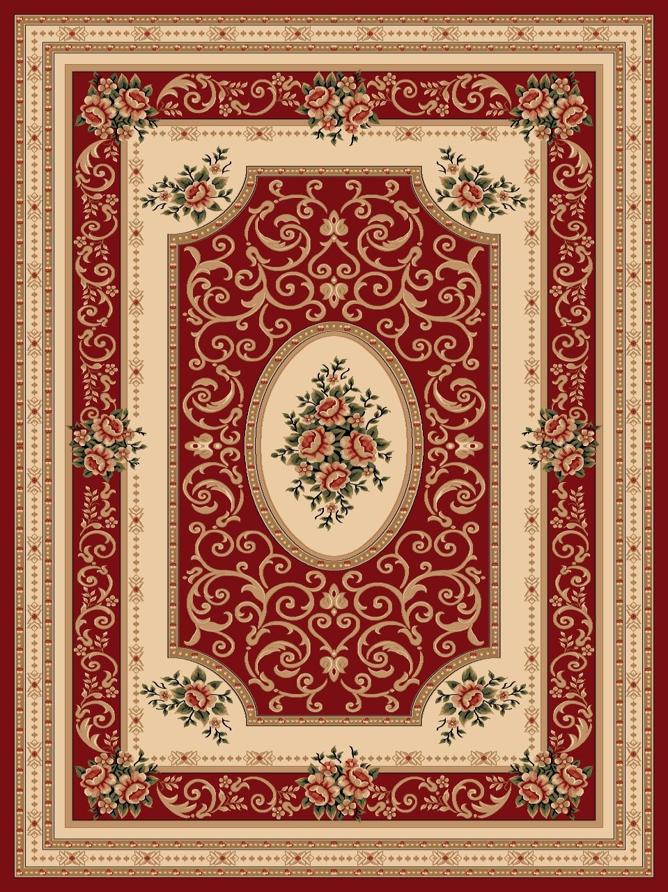 Rugs – the classic decorative piece