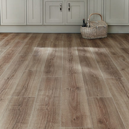 click fit oak vinyl flooring FLODKXI
