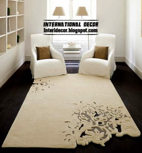 contemporary area rugs 2014 - how to choose an area rug WFZVERF