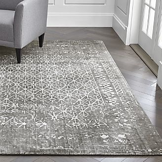 contemporary rugs orana grey print rug UEICYEA