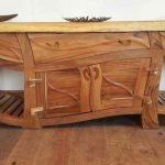 Enlighten your house with some detailed handmade furniture