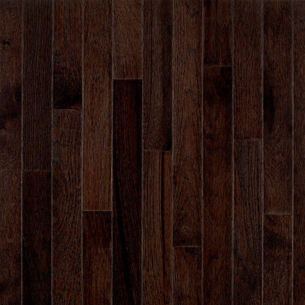 dark hardwood floors bruce frontier shadow hickory 3/4 in. thick x 2-1/4 HEODXJQ