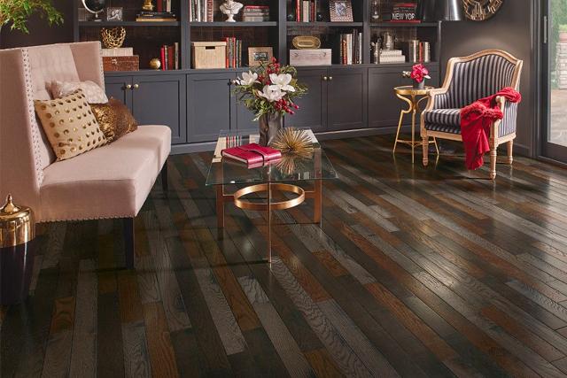 dark hardwood floors essential brown dark wood flooring - sakrr39l4ebd BOASNBT