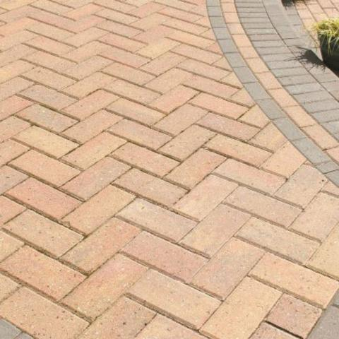 delta - large format block paving 50 mm thick covers 10.19 sqm ... BJTEMJS