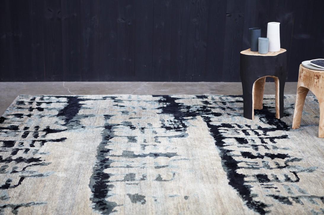What are designer rugs?