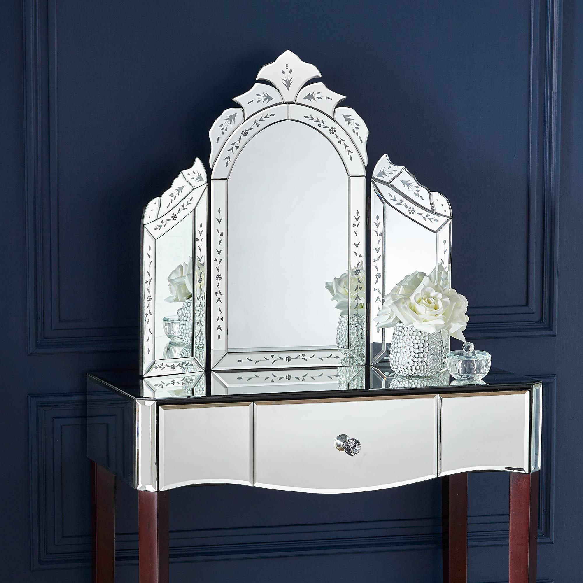 dressing table mirror SAQUCEU