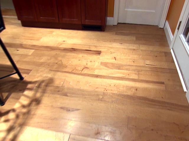 engineered hardwood floors engineered wood flooring video | diy PGPYBLA