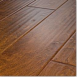 engineered hardwood floors jasper engineered hardwood - handscraped maple old west collection HCGHNPP