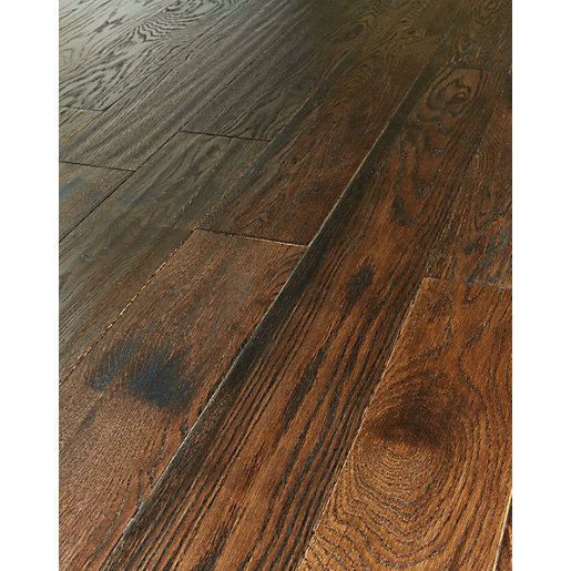 Engineered wood flooring wickes gunstock oak real wood top layer engineered wood flooring WCVIKND