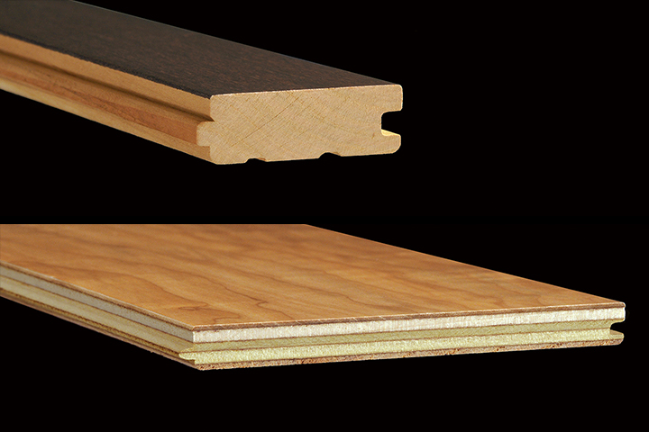 engineered wood ... need a thinner wood for an existing space - for example, to JIIWLIK