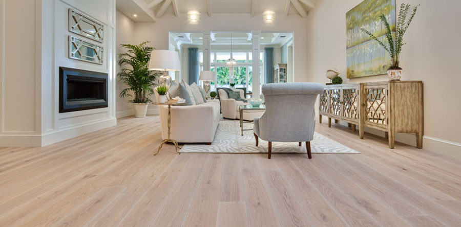Trend among wooden flooring – white oak flooring