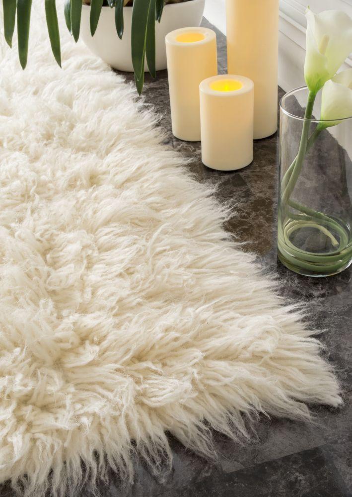flokati rug nuloom | hand woven genuine greek flokati LIZHUXB