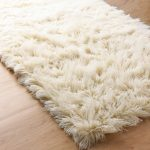 The old flokati rug; one of the best