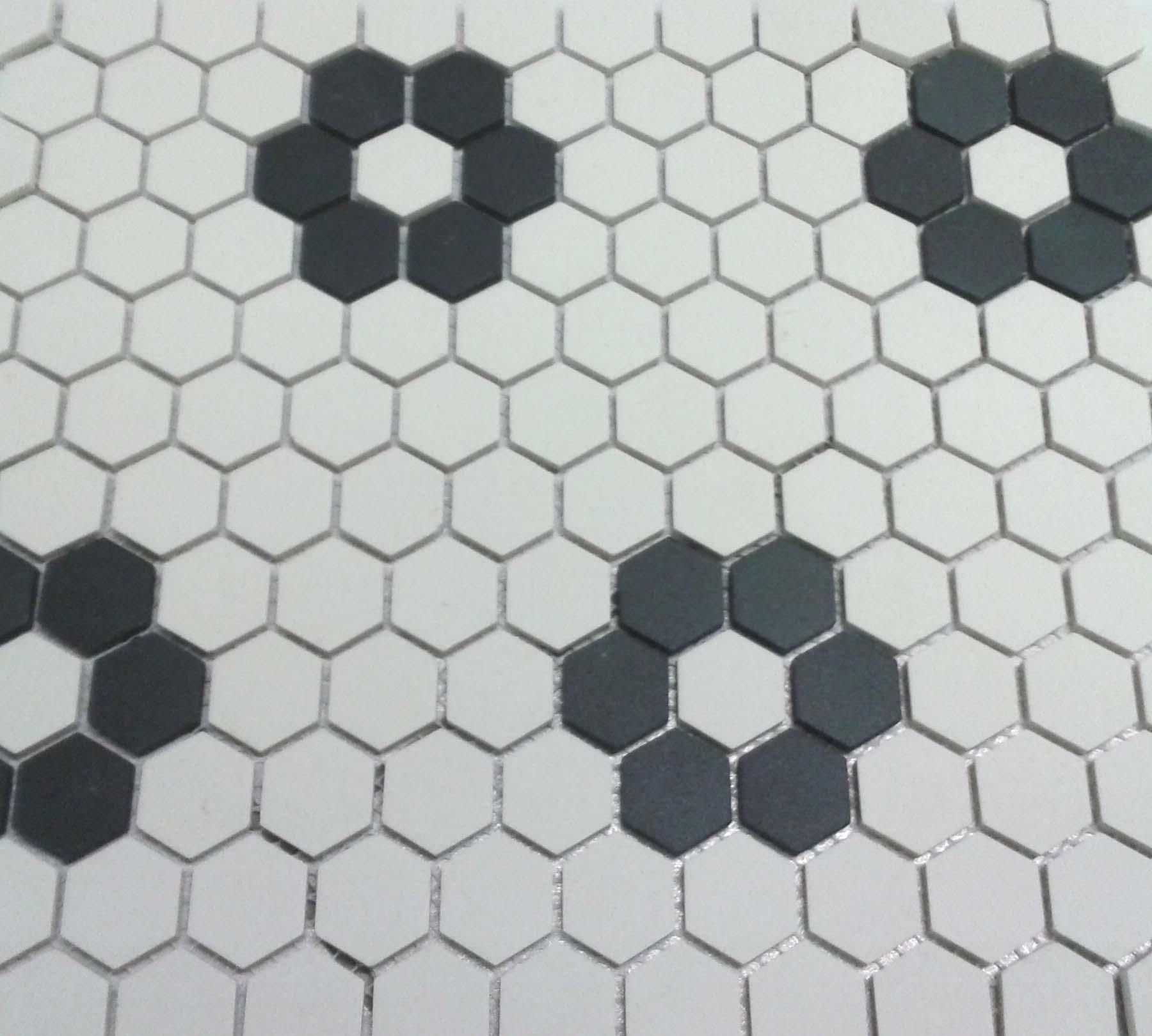 floor tile patterns hexagon tile SCFSAKL