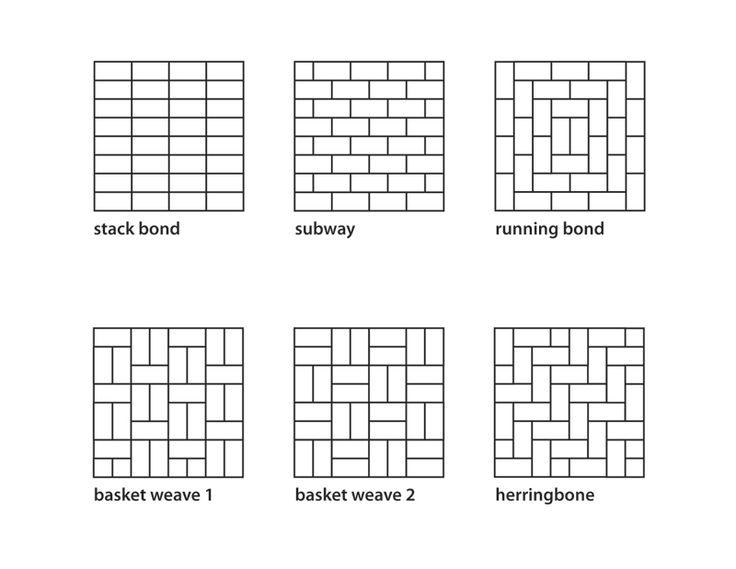 flooring installation patterns dark harbor. subway tile patternsfloor ... WANOUDM