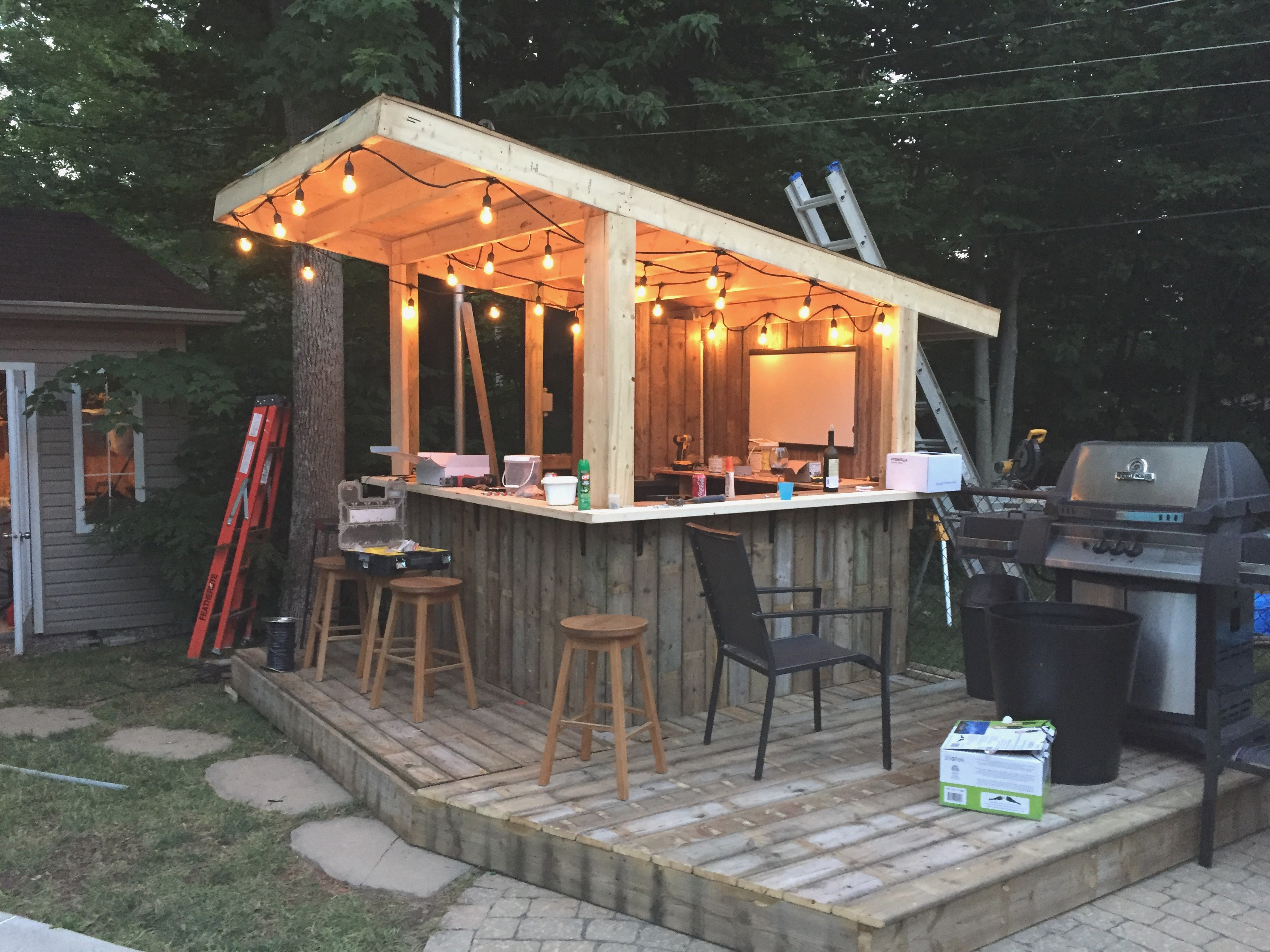 Garden bar outside patio bars near me the ultimate garden bar using pallets outside JRGOCFG