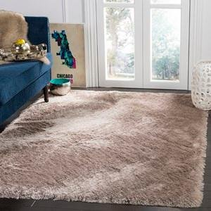 glam shag rug neutral color palette QNBNMZZ