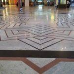 Stylish and contemporary granite flooring