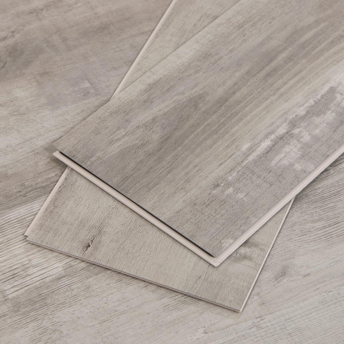 gray ash wood look vinyl flooring - cali bamboo TIXXQCU