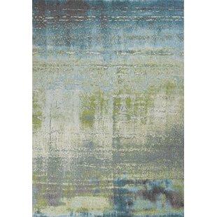 green rug dunmore blue/green area rug ORVUTVN