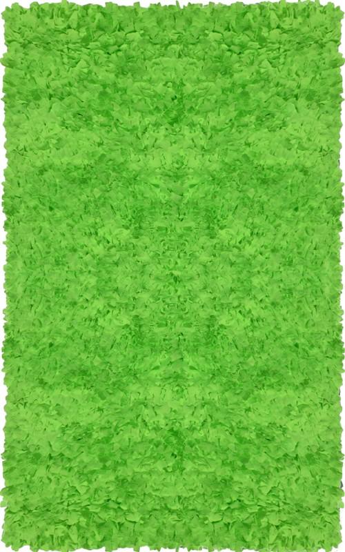 green rug neon green shaggy raggy rug XHKIQTP