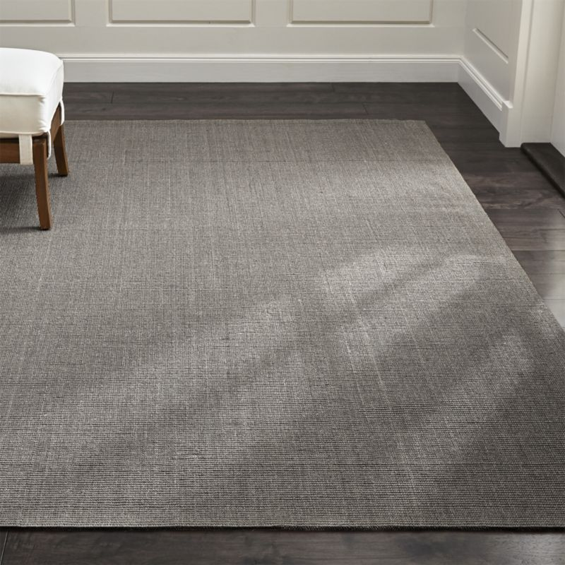 Grey rugs and its demerits