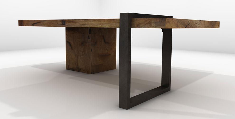 handmade furniture dorado dining table altair coffee table ... PVMVLJU