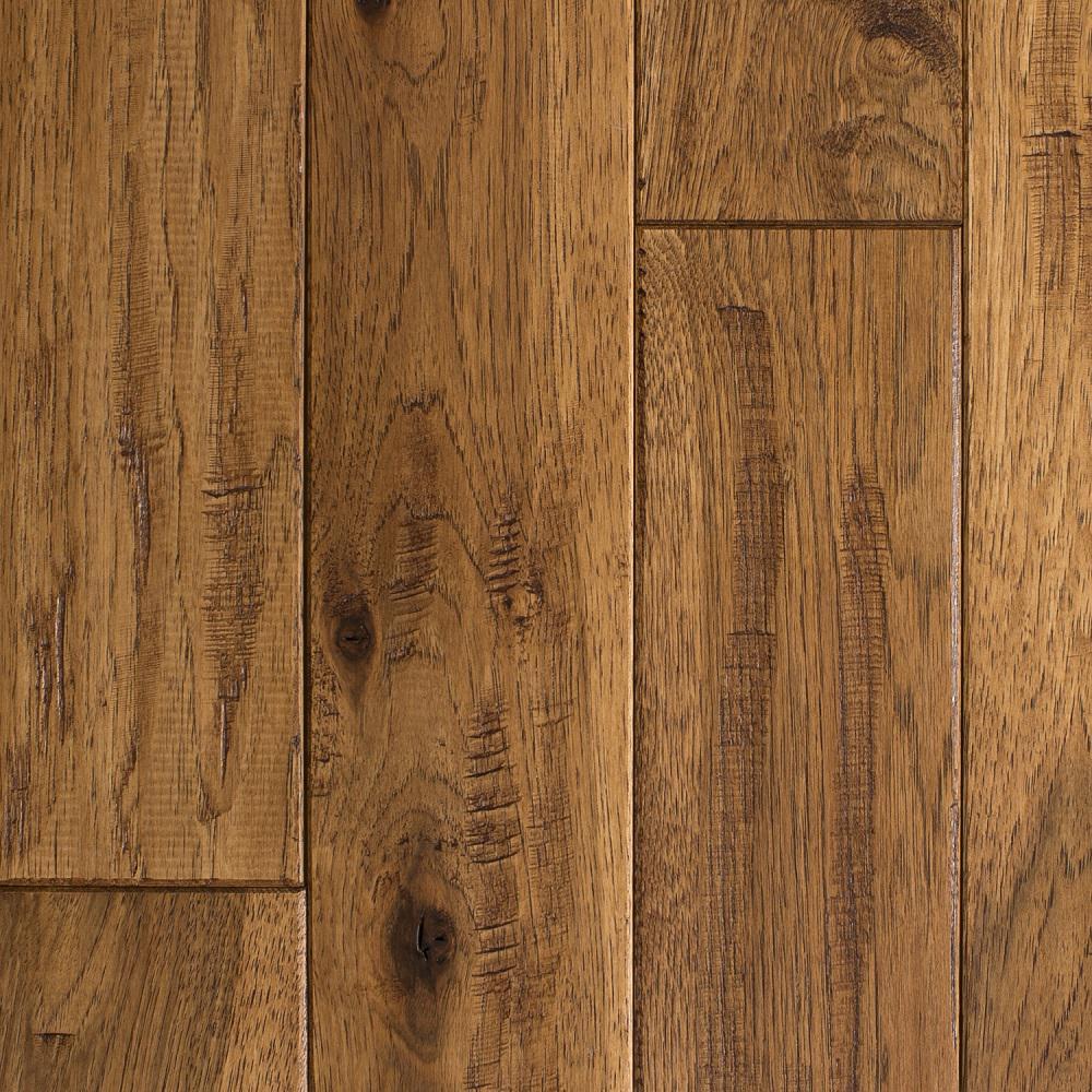 hardwood floor blue ridge hardwood flooring hickory vintage barrel hand sculpted 3/4 in. t PWXRLXF