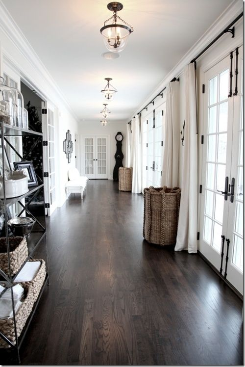 hardwood floor ideas dark hardwood floors for an entryway to make it look luxurious ACTSPAD