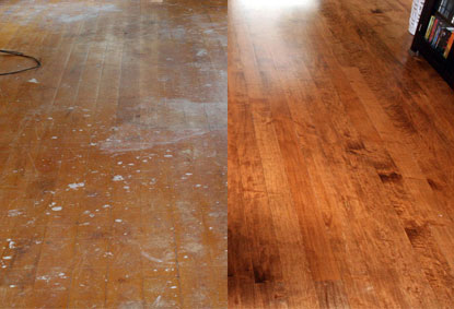 hardwood floor refinishing before and after wood floor refinishing FOLGOOO