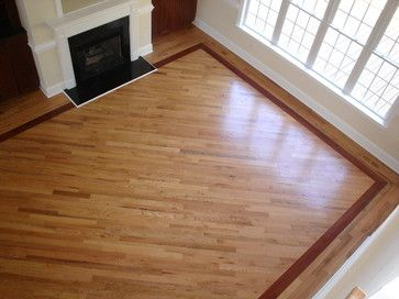 hardwood flooring designs hardwood floors with borders design ideas, pictures, remodel, and decor VZVIAAH