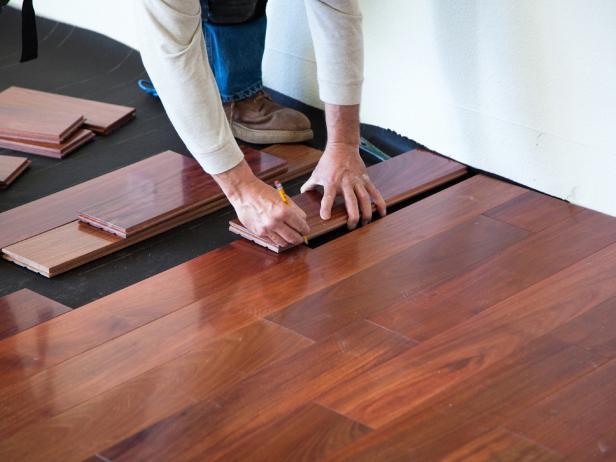 hardwood flooring installation UGOWKHM