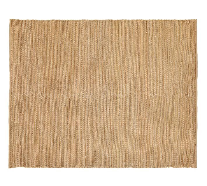 heather chenille jute rug - natural | pottery barn DSLMTXW