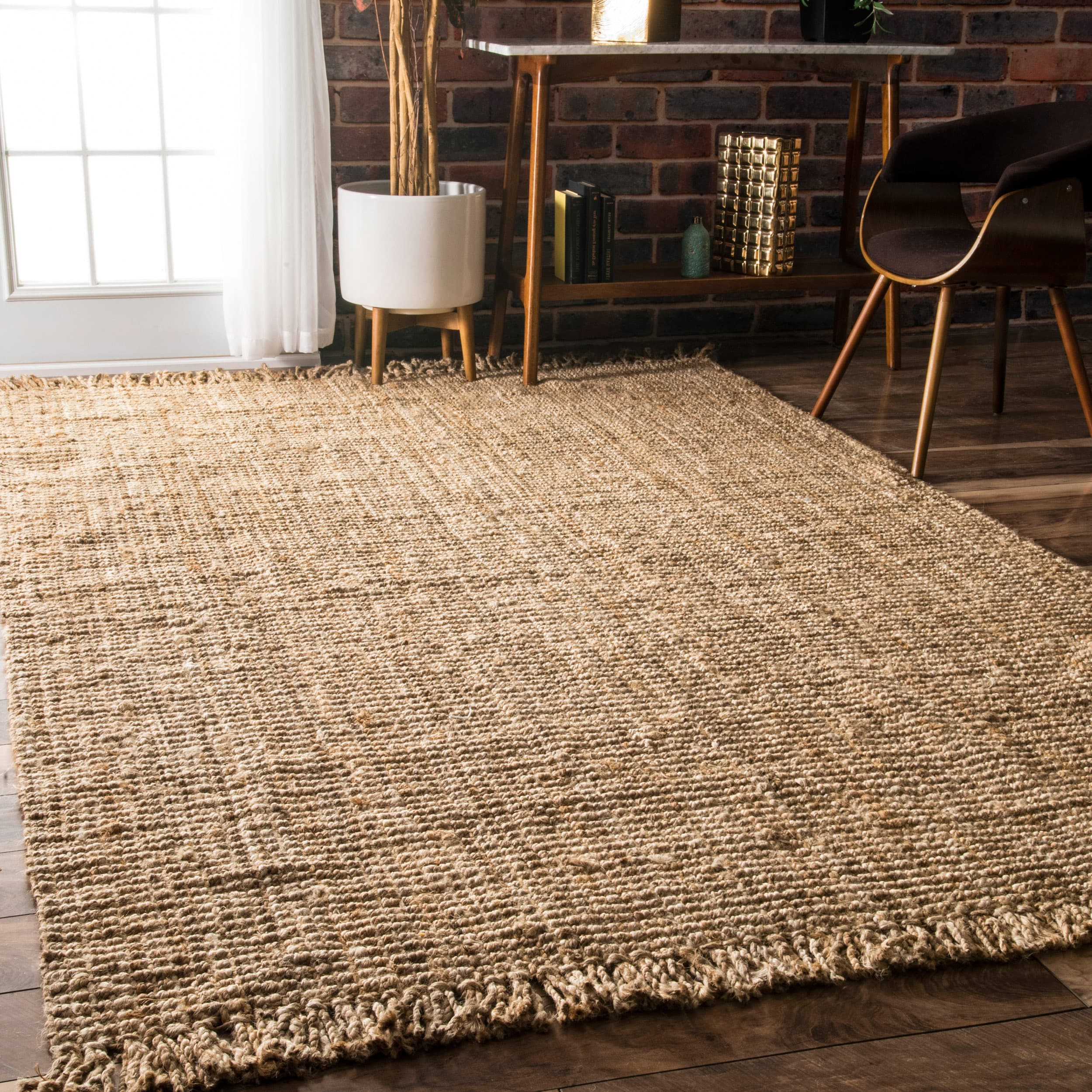 The perfect jute rug for your home