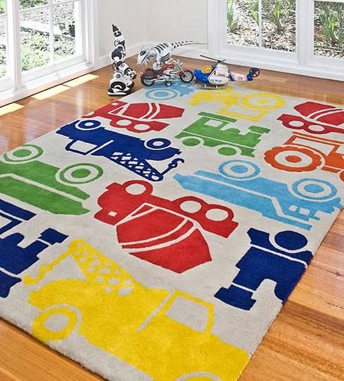 Reasons to buy kids area rugs